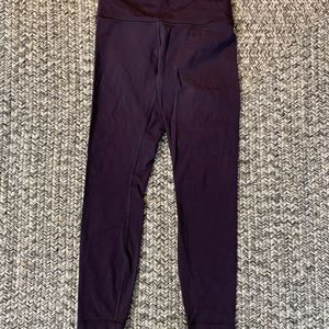 LULULEMON Wunder Under Full-On Luxtreme 25""
